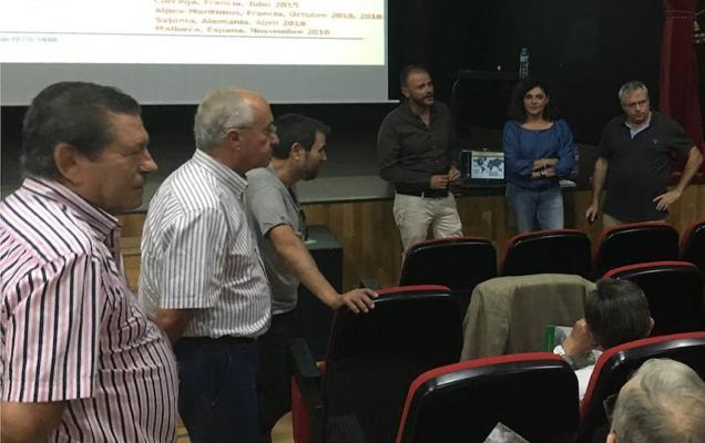 La Junta informa al sector agrícola del Almanzora sobre la bacteria Xylella fastidiosa
