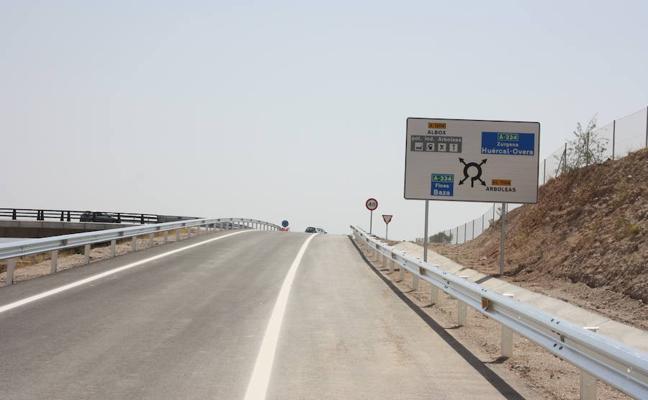 La Junta convoca a antiguos propietarios para efectuar el pago de expropiaciones por las obras de la Autovía