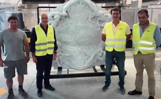 Cuellar Stone recibe la visita de Cayetano Martínez de Irujo