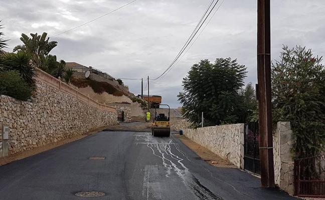 El Ayuntamiento de Arboleas conecta el núcleo urbano del Rulador con el pueblo con un carril bici