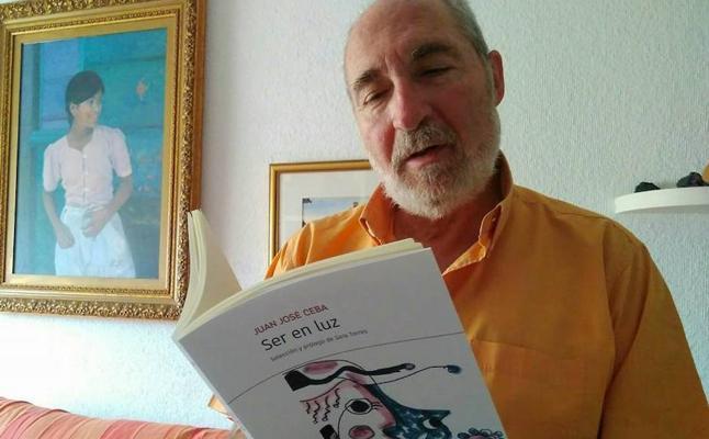 'Ser en luz de Juan José Ceba se presenta en Almería, Albox y Olula del Río