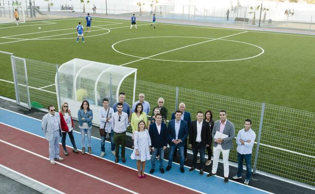 Purchena estrena instalaciones deportivas
