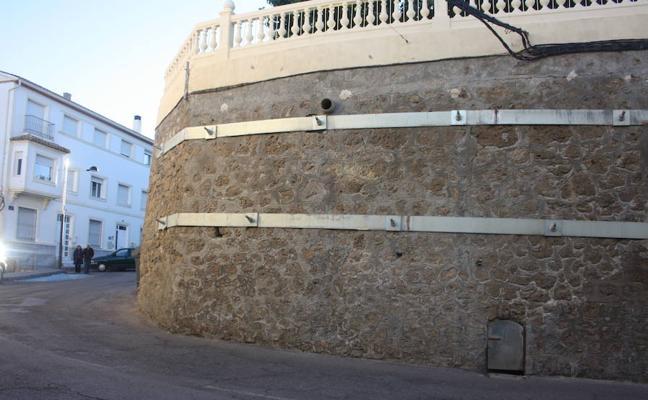 El Ayuntamiento de Serón convoca concurso de ideas para el muro de contención de la plaza Nueva