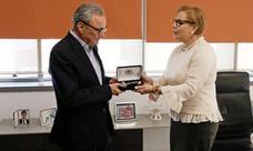 Miami entrega las Llaves de la Ciudad a Grupo Cosentino