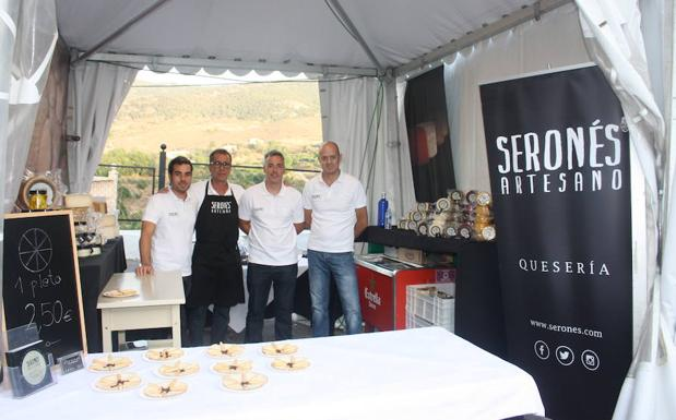 Seronés Artesano, bronce al tercer mejor queso curado del mundo en The World Cheese 2017-18