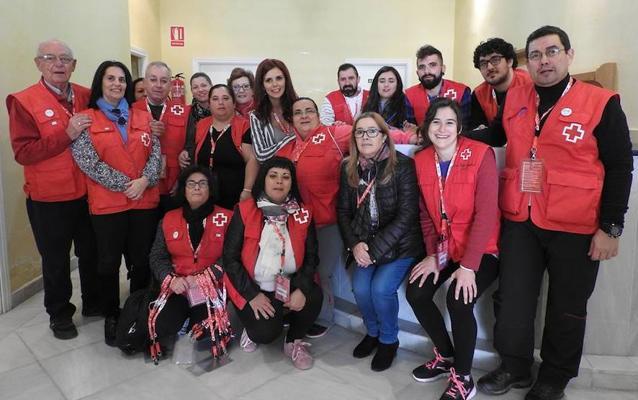 120 personas se reunieron en Macael para participar en el Encuentro Provincial de Voluntariado