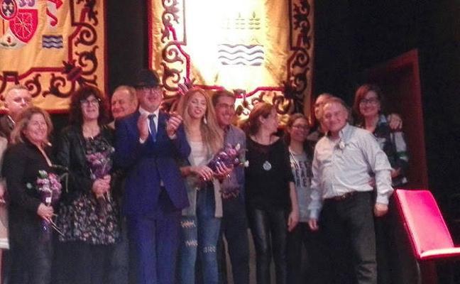 Albox acogió el 'I Encuentro de Versos Solidarios del Almanzora'