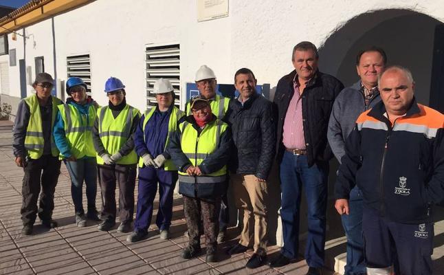 El PFEA invierte en Tíjola casi 300.000 euros