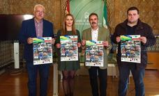 Tres pilotos almerienses se disputan el Campeonato de Andalucía en el III Rallycrono de Cantoria