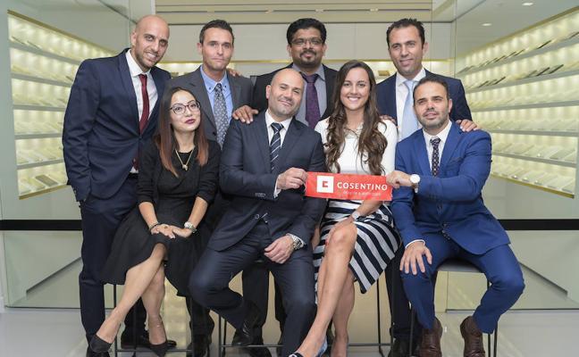 Cosentino inaugura su décimo 'City' en la ciudad de Dubai