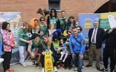 Cáritas y la AECC, destinatarias del esfuerzo de los participantes en la San Silvestre de Albox
