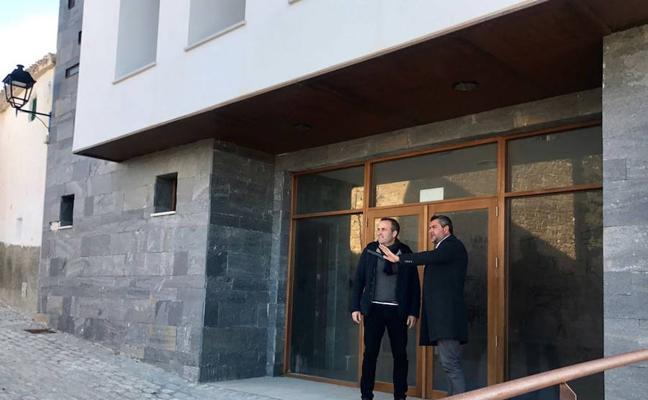 """El PSOE cree """"injustificado"""" el retraso de Diputación en entregar el Museo de Historia de Serón"""