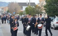 Tradición y entusiasmo en las fiestas de Almanzora en Cantoria