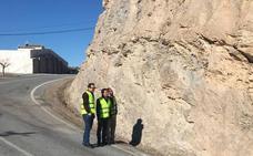 Diputación eliminará una curva sin visibilidad en el acceso a Bayarque por la AL-3102