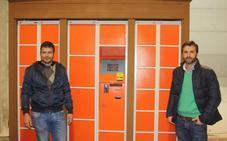 Primeros encargos a los fabricantes de las novedosas taquillas de seguridad instalados en Serón