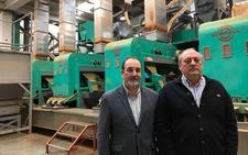 La Junta concede a 'Almendras Utrera' de Albanchez una ayuda de 840.000 euros para la ampliación de sus instalaciones