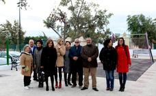 El Ayuntamiento de Albox inaugura el nuevo Parque de los Algarrobos