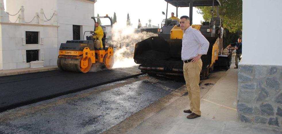 El alcalde de Olula declara hoy investigado por tres obras locales
