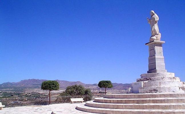 Diputación invertirá 200.000 euros en mejorar el entorno del 'Sagrado Corazón' de Tíjola