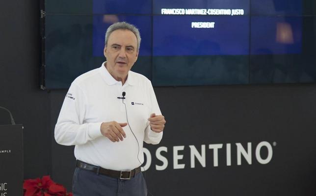 Grupo Cosentino dispara un 33% su beneficio en 2017