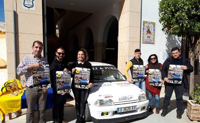 El Ayuntamiento de Zurgena presentó la 'II Cronometrada Paraíso del Interior'
