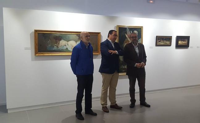 El Museo Ibáñez de Olula del Río se llena de obras maestras de los siglos XIX y XX