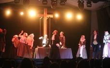 'Verea Teatro' de Baza, ganador del 48 Certamen Nacional de Teatro Aficionado de Albox
