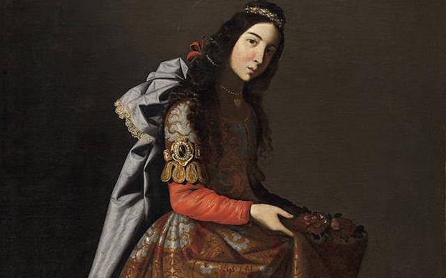 El museo Ibáñez de Olula del Río presenta este sábado una obra de Zurbarán nunca antes expuesta