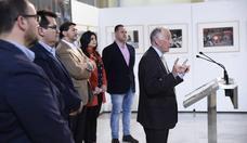 Diputación acerca al Patio de Luces la Recreación Histórica de 'Canteros y Caciques' de Macael