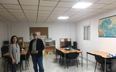 El Ayuntamiento de Albox acondiciona y amplía la sede del Colegio Público Rural 'Medio Almanzora'