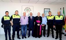 Albox inaugura las nuevas y modernas instalaciones de la Jefatura de Policía Local