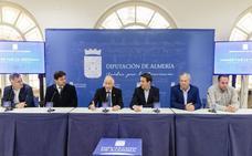 Diputación impulsa la comarca del Mármol con una inversión de un millón para la mejora de Polígonos