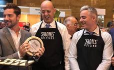 'Sabores Almería' se convierte en el epicentro de 'Gourmets' con Bisbal y Pepe Rodríguez