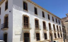 El Ayuntamiento de Albox finaliza los trabajos de rehabilitación en el exterior del Convento