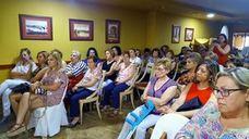 Las mujeres de la comarca fomentan su unión y fortaleza