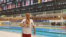Miguel Ángel Tajuelo gana cuatro platas en el Open Internacional de Berlín