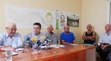 UPA abandera como tema estrella en la provincia la solución de las inundaciones en el municipio