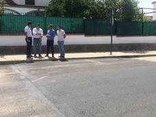 La Junta mejora los accesos en Marmolejo
