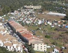 El pleno de la Diputación Provincial de Jaén abordará el abastecimiento del agua potable al Cerro de la Cabeza