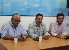 El PP de Jaén lanza un mensaje de unión en la ciudad pese a las tensiones internas