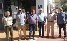 La Junta impulsa mejoras en el centro de visitantes del Parque Natural de la Sierra de Andújar