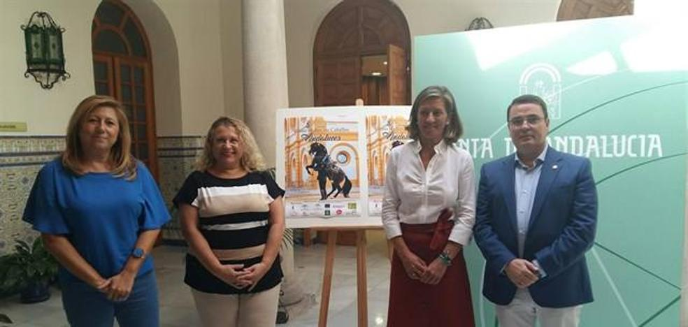 La Real Escuela de Arte Ecuestre llevará a Andújar su espectáculo 'Cómo bailan los caballos andaluces'
