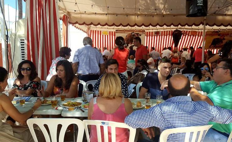 Las mejores imágenes de la Feria de Andújar