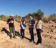 El yacimiento arqueológico Ermita Santa Potenciana se convertirá en recurso turístico en Villanueva de la Reina