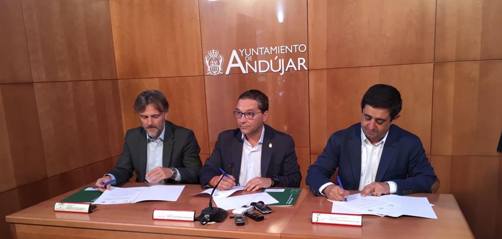 Andújar acogerá un centro de interpretación del lince ibérico