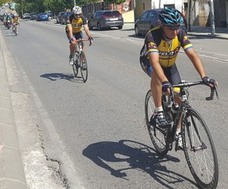 Un total de 308 ciclistas participaron en la XXVI Ruta Cicloturista Virgen de la Cabeza