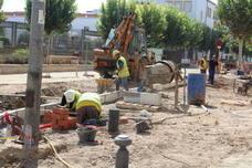 El Consistorio realiza obras en varios tramos de la ciudad que considera son necesarias