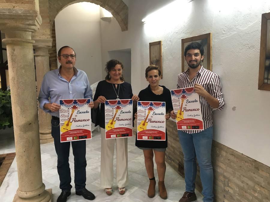 La Escuela de Flamenco ofrecerá una formación integral