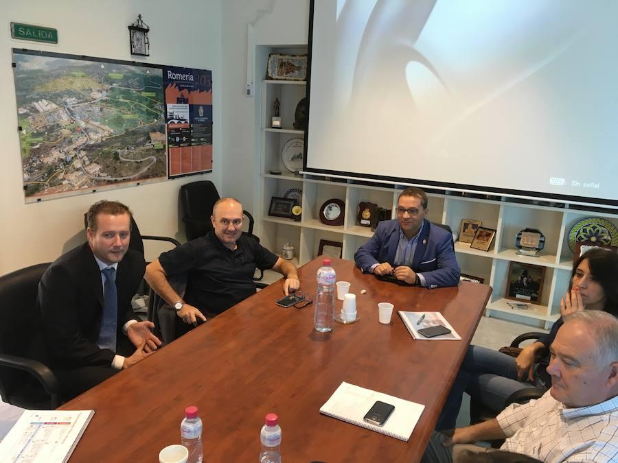 Las nuevas tecnologías se implantarán en la gestión de servicios que se prestan en la ciudad de Andújar
