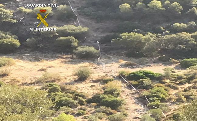 Investigado por romper la valla de una finca de Andújar
